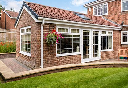 Property extension in Surrey